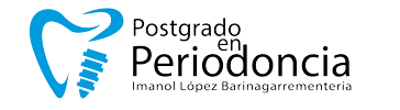 POSTGRADO EN PERIODONCIA Logo